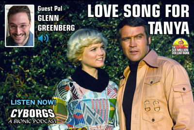 Cover art for Love Song for Tanya