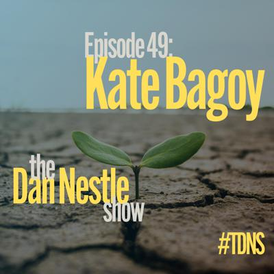 Cover art for 049: Kate Bagoy: Life By Design, Not By Default