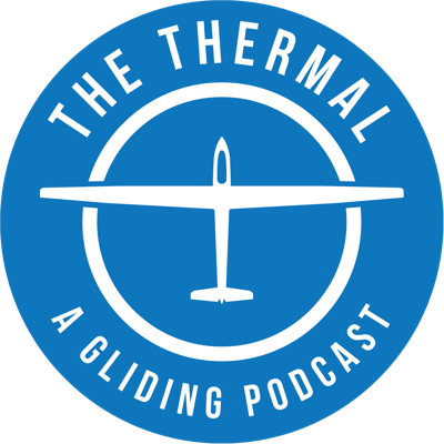 The Thermal is a monthly podcast devoted to the sport of gliding. You'll hear about the latest cutting-edge sailplanes and technology. We'll also be talking about gliding safety, instructing, gliding history, cool pilot interviews, towing, winching and a whole lot more. New podcasts will be released the 1st Saturday of every month.