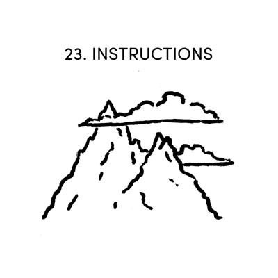 Cover art for 23 INSTRUCTIONS