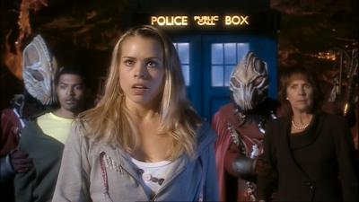 Tim's Take On: Episode 599(Doctor Who: The Christmas Invasion review)