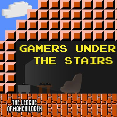 Gamers Under The Stairs