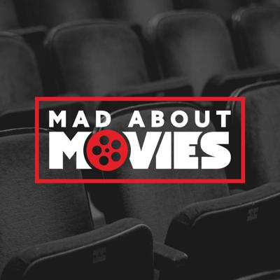 Mad About Movies is your go-to podcast for all things cinema, hosted by Emmy winning producer Kent Garrison, film critic Brian Gill, and humorist Richard Bardon. Now in their 7th full year of seeing and reviewing a movie a week, the guys dive deep into a discussion of their chosen film with convos that often spill over to social media. Remember to follow @MadAboutMovies  Want more MAM? Become a VIP and get tons more Mad About Movies @ madaboutmoviespodcast.com/vip