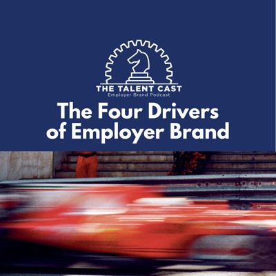 Cover art for The Four Drivers of Employer Brand