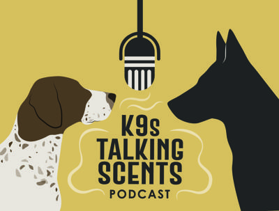 K9s Talking Scents
