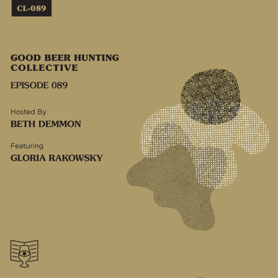 Cover art for CL-089 Gloria Rakowsky Searches For Truth Behind The Bar