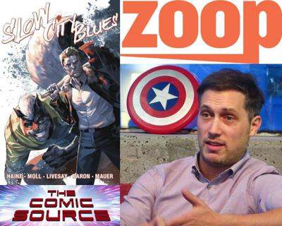 Cover art for Zoop - The Future of Comic Book Crowdfunding with Jordan Plosky