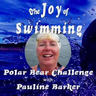 Cover art for Pauline Barker - Mama Bear - and the annual Polar Bear Challenge