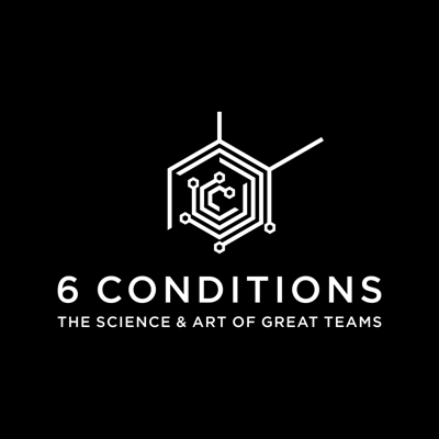 Cover art for 6 CONDITIONS #004: THE 3 ESSENTIAL CONDITIONS - BUILDING A SOLID FOUNDATION