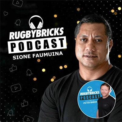 Cover art for #15: Sione Faumuina | How To Be A Professional Athlete On & Off The Pitch & Building An Empire After Your Playing Career