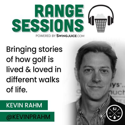 Cover art for Episode #1: Kevin Rahm