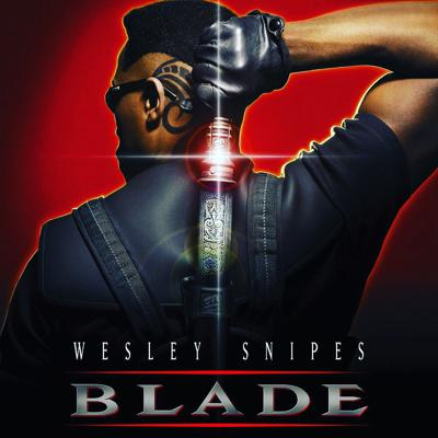 Cover art for #261 – Triple Feature: Blade (1998), Blade 2 (2002), Blade Trinity (2004)