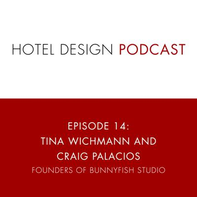 Cover art for Hotel Design Podcast #14: Bunnyfish