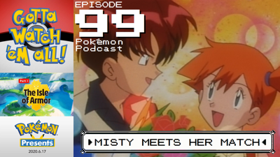 Cover art for Misty Meets Her Match