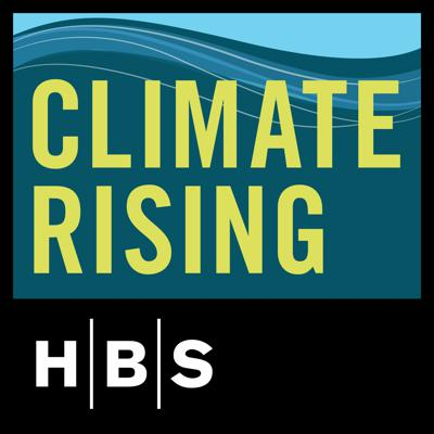 Climate Rising is about the impact of climate change on business. It brings business and policy leaders and Harvard Business School faculty together to share insights about what businesses are doing, can do, and should do to confront climate change. It explores the many challenges and opportunities that climate change raises for managers, such as decisions about where they choose to locate, the technologies they develop and use, their strategies with respect to products, marketing, customer engagement, and policy—in other words, the full spectrum of business concerns.