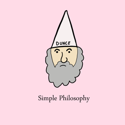 What was once a blog is now a monthly podcast. Let's learn about philosophy, jargon-free!