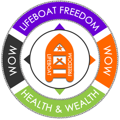 WOW Lifeboat Freedom (Wellness Offers Wealth)