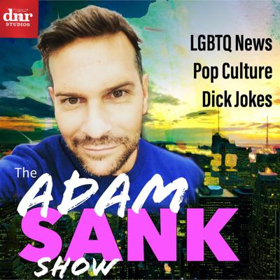 Nominated for a 2018 Podcast Award! The popular gay comedian talks pop culture, politics, sex and whole lot more, with celebrity guests like Wilson Cruz, Bianca Del Rio, Scott Lowell, Suzanne Westenhoefer, Charles Busch, Lypsinka and Frank DeCaro! Hear new and live episodes every Saturday at 11AM ET at https://www.dnrstudios.com/adam-sank-show/.  Web: https://adamsank.com/ Twitter: https://twitter.com/AdamSank Instagram: https://www.instagram.com/adamsank/ Facebook: https://www.facebook.com/adamsankshow/