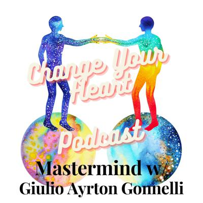 Cover art for 024 MASTERMIND with Giulio Ayrton Gonnelli
