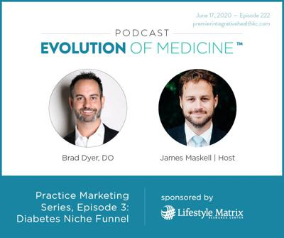 Cover art for Practice Marketing Series, Episode 3: Diabetes Niche Funnel