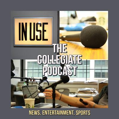 The Collegiate Podcast will be covering a variety of  topics, including news, entertainment and sports at Grand Rapids Community College and across the country.