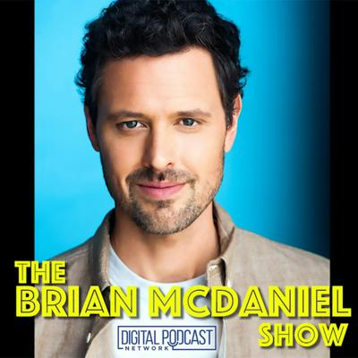Cover art for The Brian McDaniel Show EP1 - Comedian Justin Foster