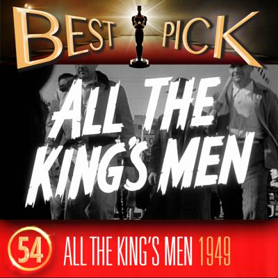 Cover art for BP054 All the King's Men (1949)
