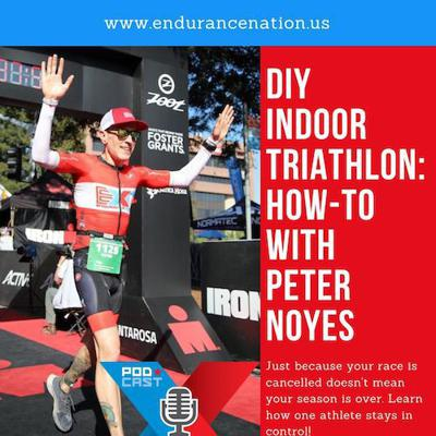 Cover art for DIY Triathlon Planning and Execution