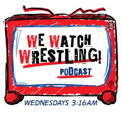 We Watch Wrestling is Matt McCarthy, Tom Sibley, and Vince Averill. Three standup comedians who watch wrestling. Vince is an encyclopedia of wrestling knowledge, Tom just started watching at age 30, and Matt thinks wrestling is real.   You don't even have to watch wrestling to like We Watch Wrestling, it's a celebration, an education, and an honest account of how it feels to be a professional wrestling fan, for better or worse.  New episode drops every Wednesday at 3:16 AM!   Email Us at: WeWatchWrestlingPodcast@gmail.com