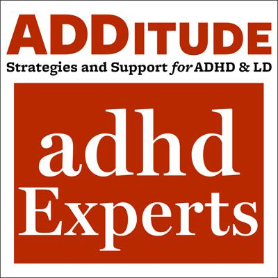 Leading ADHD experts give real-life answers to questions submitted by ADD adults and parents raising children with attention deficit disorder across a range of topics covering symptoms, school, work, and family life.  Note on audio quality: This podcast is a recording of a webinar series, and the audio has been captured from telephone conversations, not recorded in a studio. Register to participate in the live webinars at: additude.com/tag/webinar