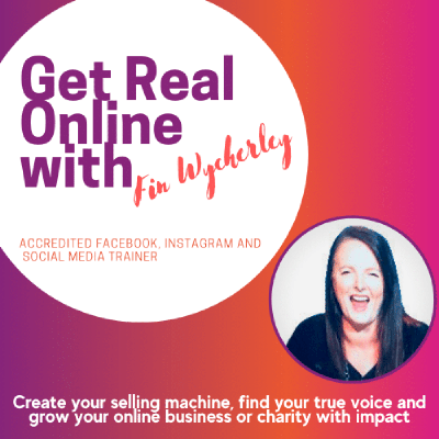 Get Real Online With Fin Wycherley