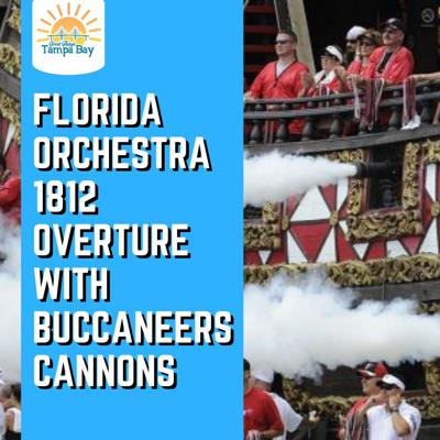 Cover art for 1812 Overture (BOOM) at (BOOM BOOM) Raymond James Stadium by the Florida Orchestra