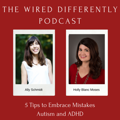 Cover art for 5 Tips to Help Differently Wired Children Embrace Mistakes