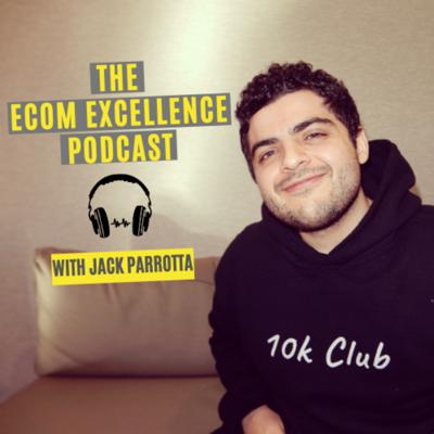The Ecom Excellence podcast is all about bringing free value to upcoming and ongoing entrepreneurs and business owners who are either just getting started, or who want to further their knowledge and development in their fields.  I really hope you enjoy your stay.