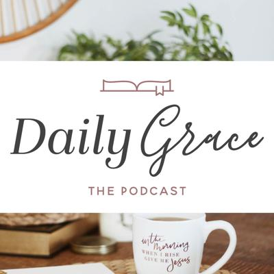 Daily Grace exists to encourage and equip women to seek God in His Word. Our goal is for women to know that deep Bible study, sound doctrine, and rich theology are not just for the seminary student or pastor, but are accessible and transformational for all believers. We want to invite women to join us in our conversation about our great God, and be encouraged to seek a deeper knowledge of God that leads them to live their lives for God glory as they grow in love and awe in response to who He is.  Daily Grace is a weekly podcast brought to you by The Daily Grace Co. and hosted by Joanna Kimbrel and Stefanie Boyles.
