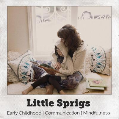 Welcome to The Little Sprigs Podcast, hosted by Christina Rochelle. On this podcast, you'll find a mix of interviews and recordings focusing on early childhood education, communication, mindfulness. Follow me on social @littlesprigs to keep up with the latest and say 'Hey'