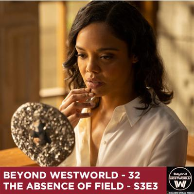 Cover art for The Absence of Field - Westworld S3E3