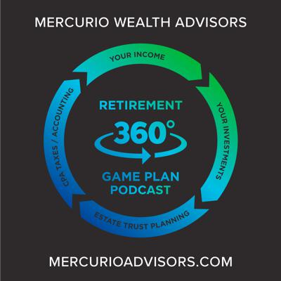 "Alan Mercurio is the Chief Financial Advisor, founder and president of Mercurio Wealth Advisors in Louisville, Kentucky. For over 30 years, Alan has been helping his clients find the best possible solutions to investing, social security, healthcare, tax and estate planning issues. ""Retirement 360"" is a well-rounded look at the challenges that face today's retirement saver."