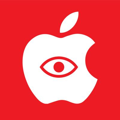 Cover art for Apple, is it really for privacy?