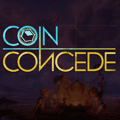 Coin Concede is a podcast about Hearthstone. Hosts RidiculousHat, Botticus, and Edelweiss cover everything Hearthstone related from Hearthstone News to laddering in ranked play. While integrating their personal experience playing Hearthstone, they converse over news topics, decks, meta shifts, tournaments, and emails. If you're a casual player just starting out, or a competitive legendary player, there are many things to enjoy about this podcast.