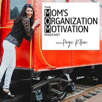 Let's be honest, busy moms of littles can run the world with their magical multitasking abilities, and sometimes they can use some backup! On this podcast Paige Killian, professional organizer, speaker, and mom of two, brings her elementary school teacher knowledge and organization skills to those busy moms. Her tangible advice and simplified 3-step strategy to getting organized in the style that works best for your family is served up in every episode with a side of faith and a mom story or two. Paige celebrates the organization 'wins' her clients experience and is there to offer tons of support when they feel defeated.  This mom life can be incredible and sometimes completely overwhelming. From a playroom disaster, to a closet explosion, or a mountain of Legos & and an endless pile of mail, Paige will help you get organized in 3 simple steps, because who has time for more than that?  So whether you're a pretty organized person or find yourself riding the hot mess express train in your life, we could all use a healthy dose of organization and a whole lot of motivation! We hope you'll find that here.