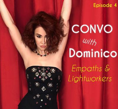 Cover art for Convo with Dominico - Empaths and Lightworkers