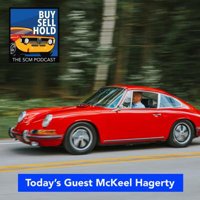 Cover art for BSH 18: McKeel Hagerty is the CEO and driving force behind Hagerty