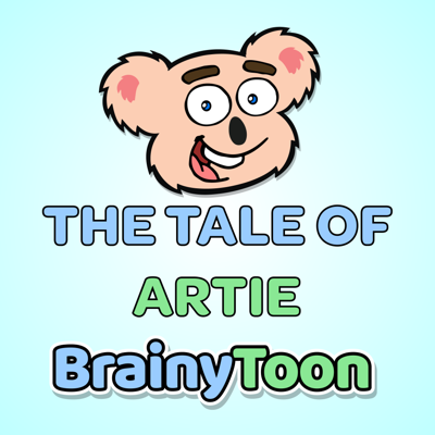 Cover art for The Tale of Artie: Don't Judge a Monkey by it's Cover