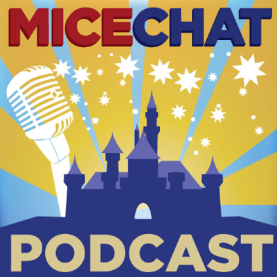 Cover art for Micechat Podcast- The Force Rises at Disneyland  and Dreaming of Tomorrow(land)