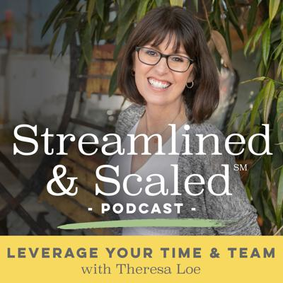 Streamlined And Scaled Podcast with Theresa Loe