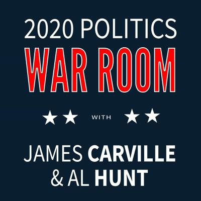 Political insiders James Carville and Al Hunt offer a backstage pass to the 2020 Election.