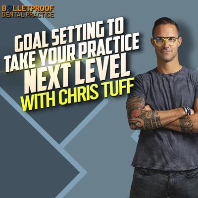 Cover art for VISIONEERING: Goal Setting to Take Your Practice to the NEXT LEVEL with Chris Tuff
