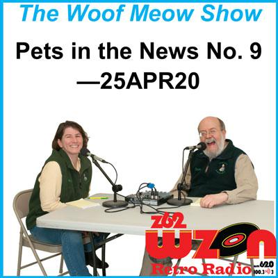Pets in the News No. 9