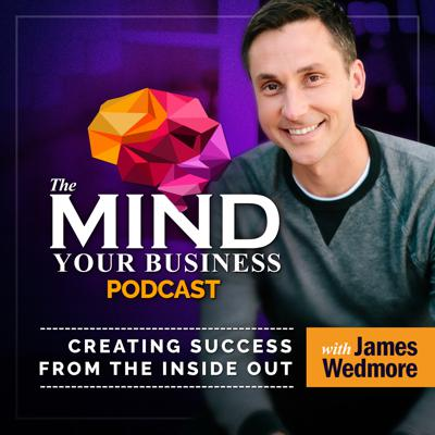 All entrepreneurs want to know the secret to success. James Wedmore, a seven-figure online entrepreneur, believes success is created by mindset over strategy, magic over metrics, and attitude over action. In this podcast, James untangles the common misconception that hustle and hard work are all it takes to be successful.